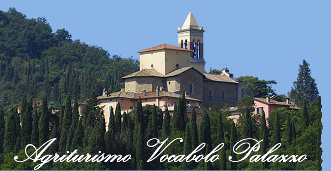 Farm holiday Vocabolo Palazzo in Corciano, Umbria